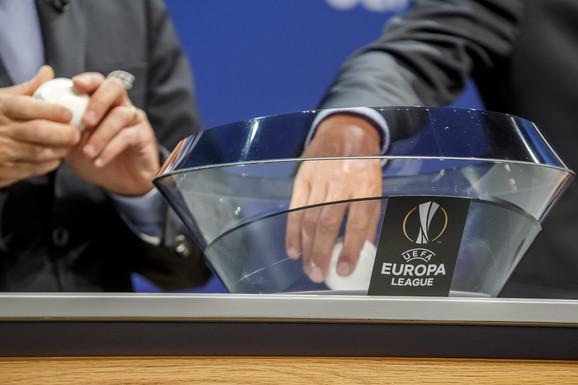 Žreb za Ligu Evrope