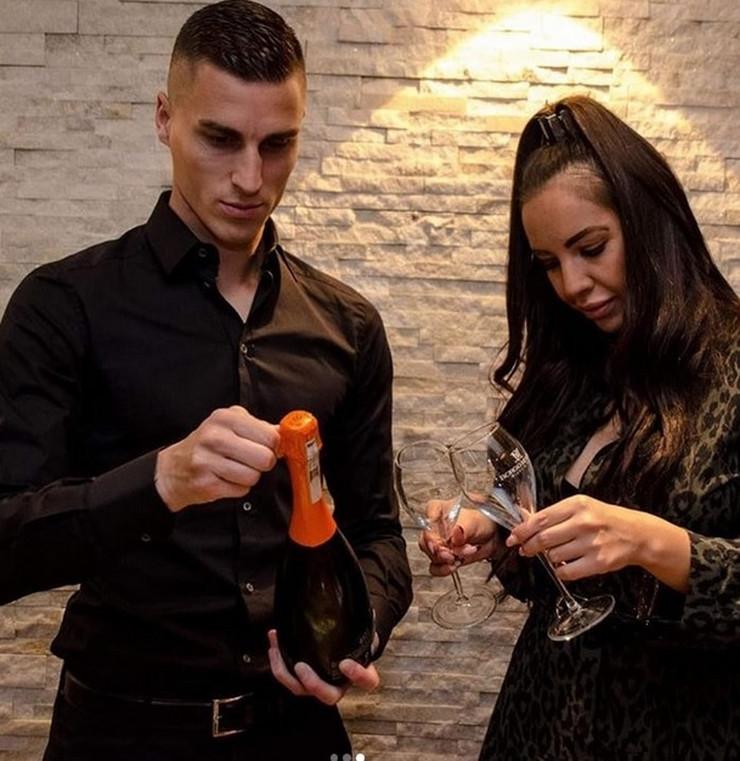 Ognjen i Danijela Vranješ