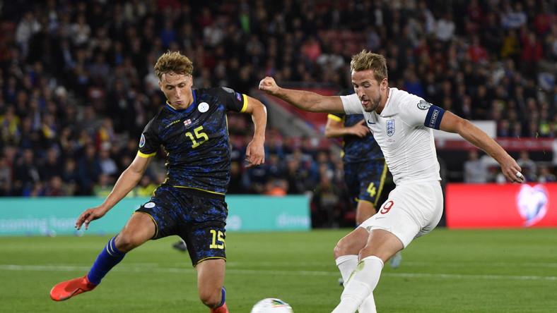 Kosowo postraszyło Anglię w meczu eliminacji Euro 2020