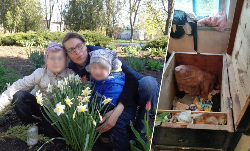 Maluchy zostały same w domu, a ich rodzice poszli do pracy. Dzieci zginęły w potwornych okolicznościach