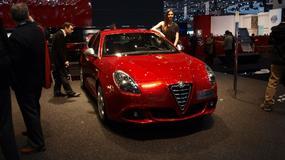 Alfa Romeo Giulietta - nowa 147 (Genewa 2010)