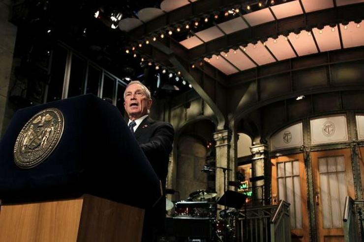 Majkl Blumberg, gradonačelnik Njujorka