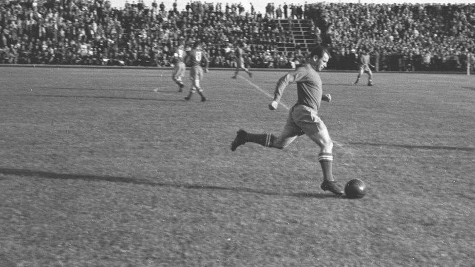 Mecz Jugosławia - ZSRR