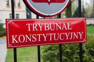 Prof. Chmaj: Brak przedstawiciela Sejmu nie wpłynie na rozpoznanie sprawy przez TK