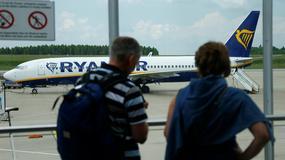 """Od listopada mniej czasu na """"darmową"""" odprawę w liniach Ryanair"""