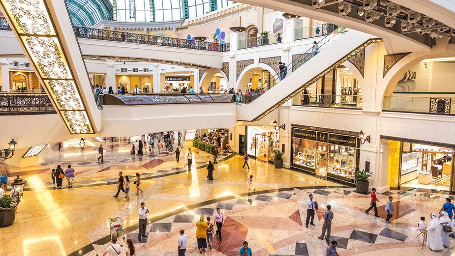 Centrum handlowe Mall of the Emirates