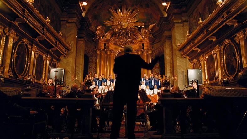Na dziś zaplanowano recital organowy i koncert sopranowy