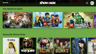 How to keep your kids entertained with Showmax in Ghana