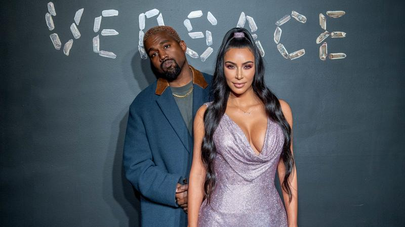 Kanye West  és Kim Kardashian / Fotó: Getty Images