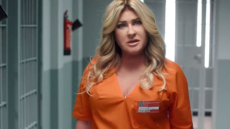 """Orange Is The New Black"": Beata Kozidrak w nowym spocie Netfliksa"