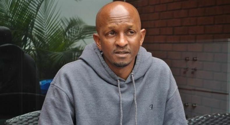 Former Mathare United Midfielder Tedium Rodgers