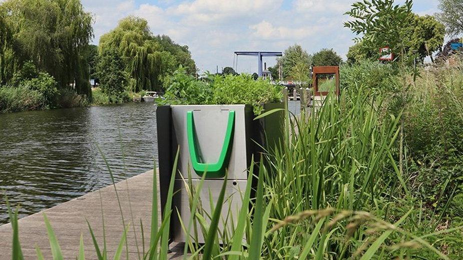 Pisuar GreenPee, Amsterdam