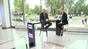 Jan Jakub Kolski w Studio Onetu na 41. Festiwalu Filmowym w Gdyni