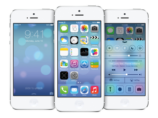 iPhone 5 z iOS 7