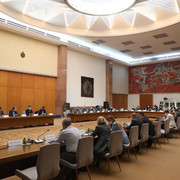 Sa današnjeg zasedanj u Palati Srbija