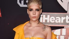 Odważna kreacja Halsey i nowa fryzura Katy Perry