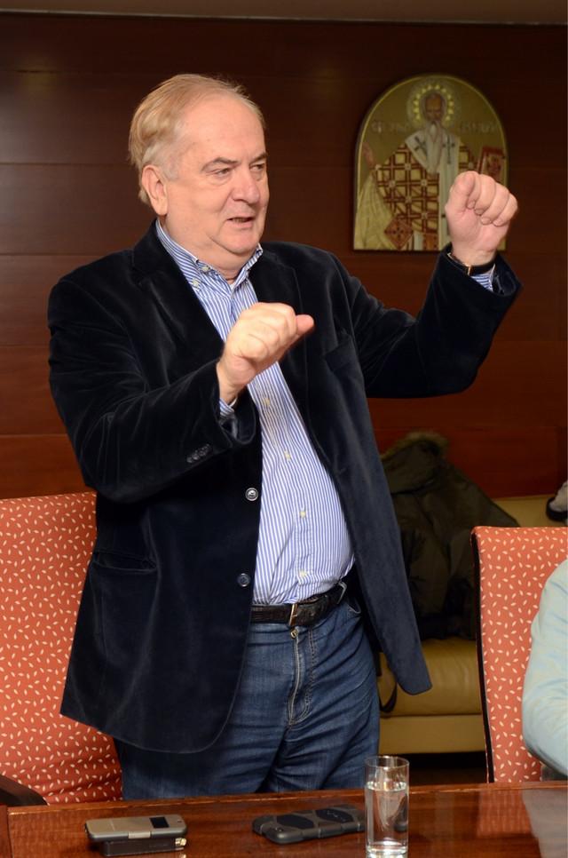 Božidar Maljković je prisustvovao ovom događaju