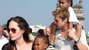 Co będzie z dziećmi Angeliny Jolie i Brada Pitta?