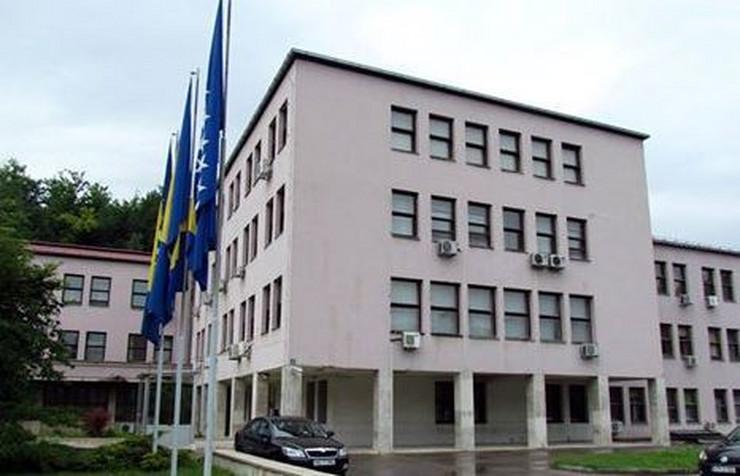 Vlada Federacije BiH zgrada
