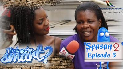 """Season 2 of """"Think You're Smart"""" - Testing the brains of Ghanaians [Episode 5]"""