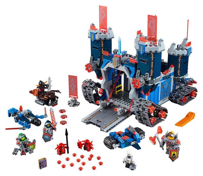 Nexo Knights Klocki Lego W Połączeniu Z Nowymi Technologiami