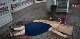Zbrodnie wojenne popełniają i Ukraińcy, i separatyści