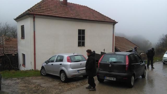 Kuća u kojoj se desilo ubistvo