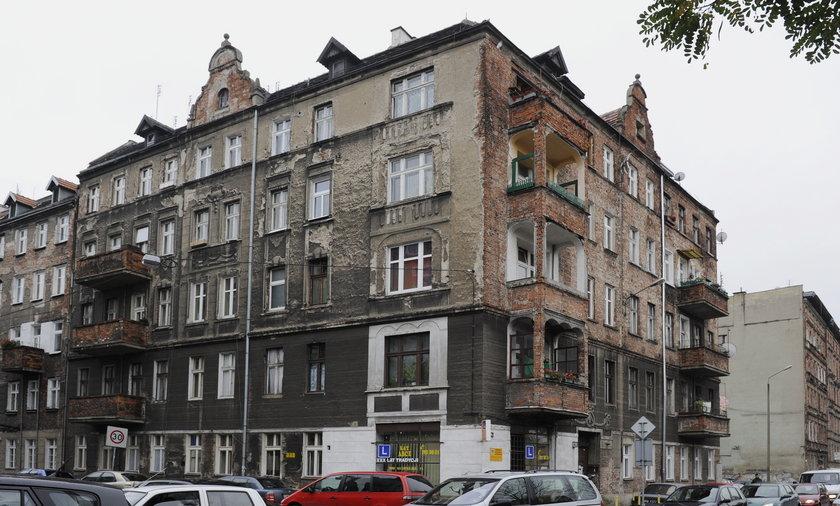 Kamienica przy Łowieckiej we Wrocławiu
