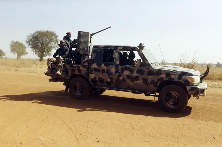 Boko Haram Nigerija