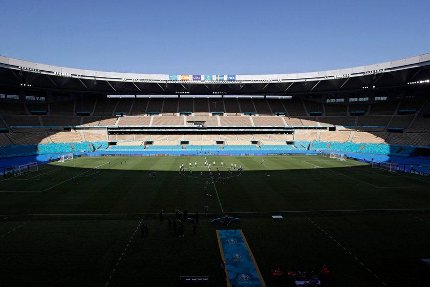 Stadion w hiszpańskiej Sewilli