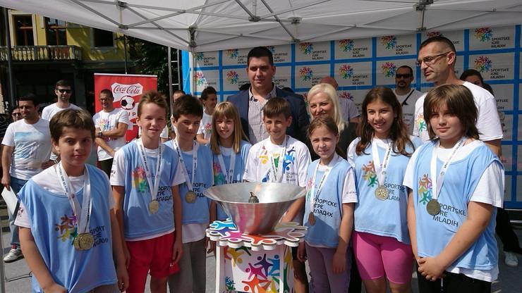 Gostovanje Sportskih igara mladih u Kraljevu (2)