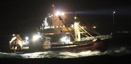 Katastrofa na morzu! Nie żyją polscy marynarze!