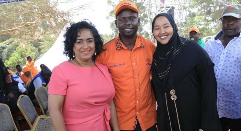 MP Didmus Barasa launches attack against Wajir Woman Representative Fatuma Gedi