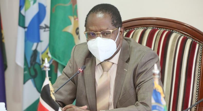 Council of Governors Chairperson Martin Wambora