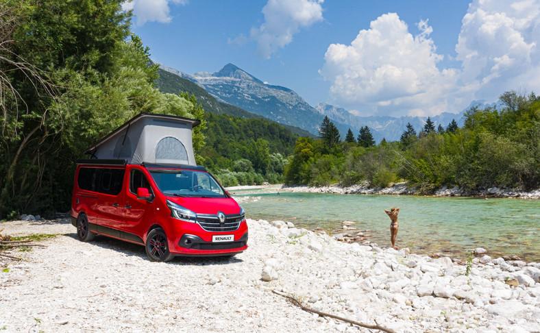 Renault Trafic Wavecamper