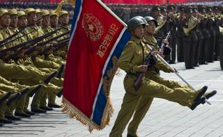 Żołnierz uciekł z Korei Płn.; padły strzały ostrzegawcze