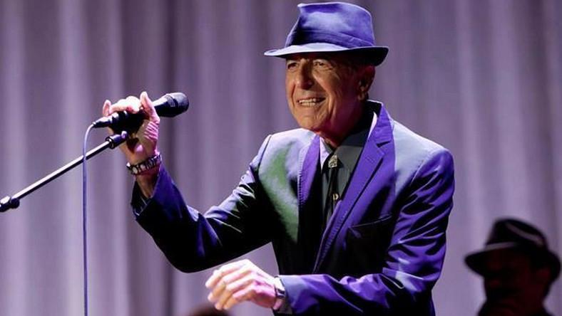 "Leonard Cohen wydał ""Can't Forget: A Souvenir of the Grand Tour"""