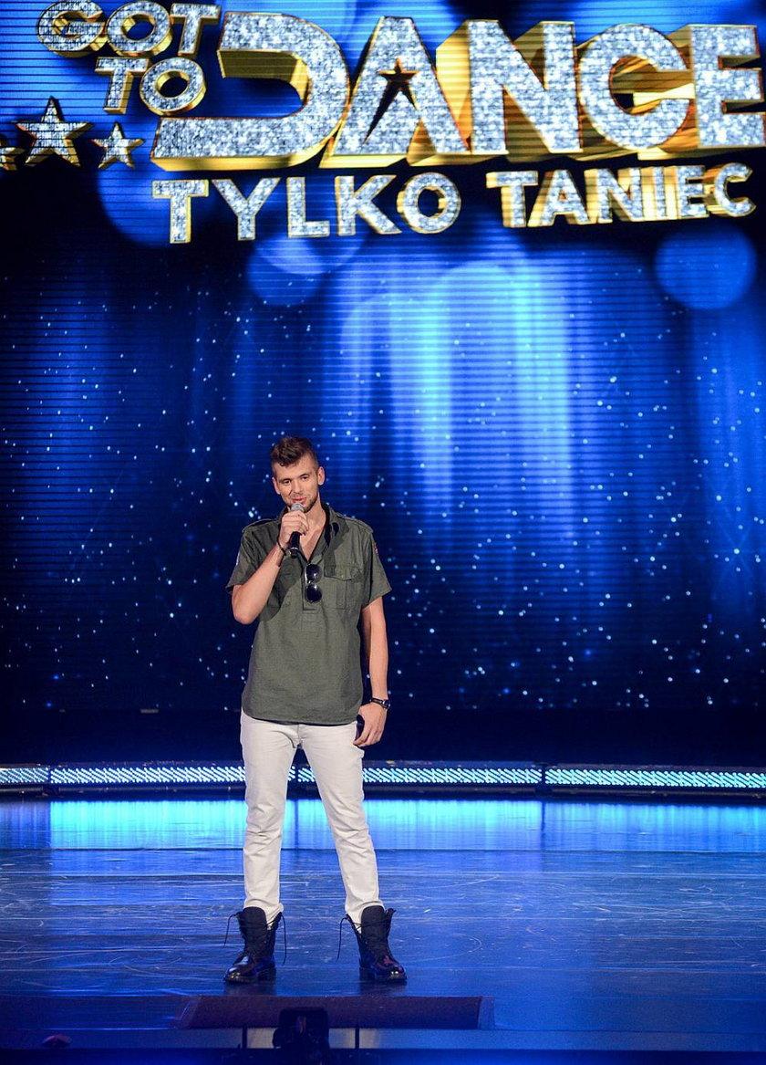 Grzegorz Łosiak Got to dance