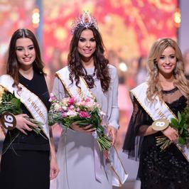 Miss Polonia 2017: Agata Biernat najpiękniejszą Polką