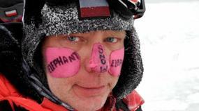 """""""Droga słonia"""". Ukazała się pierwsza biografia Artura Hajzera, twórcy programu Polski Himalaizm Zimowy."""