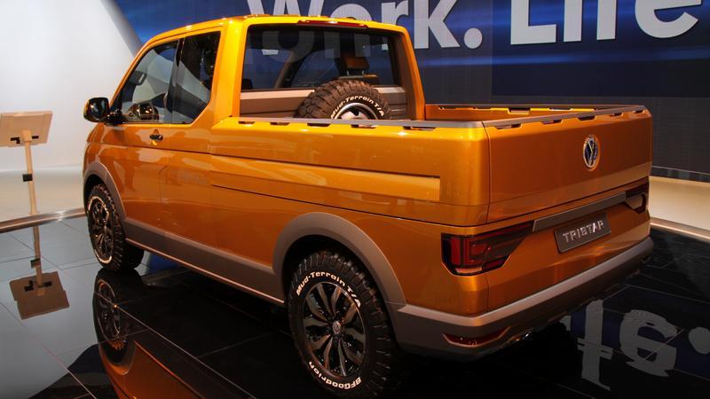 Volkswagen Tristar 2014