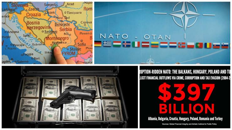 NATO korupcija kombo