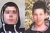 Poginuli tinejdžeri M.Š. i P. O. , udes - Sremska Palanka