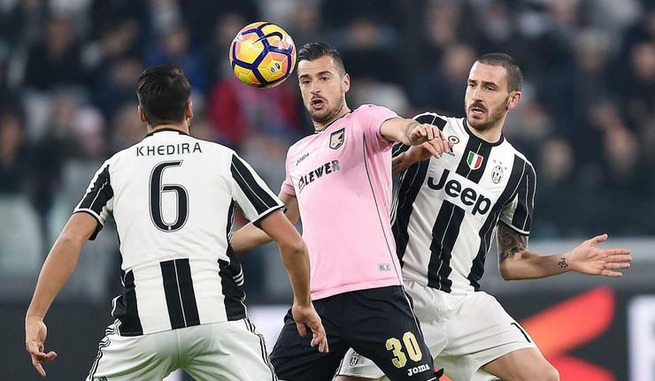 FK Juventus, FK Palermo