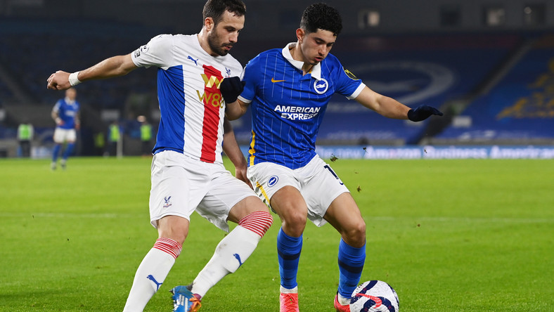 Premier League: Brighton - Crystal Palace, wynik meczu