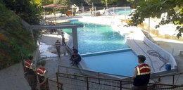 Dzieci śmiertelnie porażone prądem w aquaparku