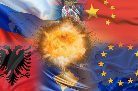 5 BALKANSKIH NAGAZNIH MINA Zašto je Brisel na ivici da napravi ISTORIJSKU GREŠKU na Balkanu