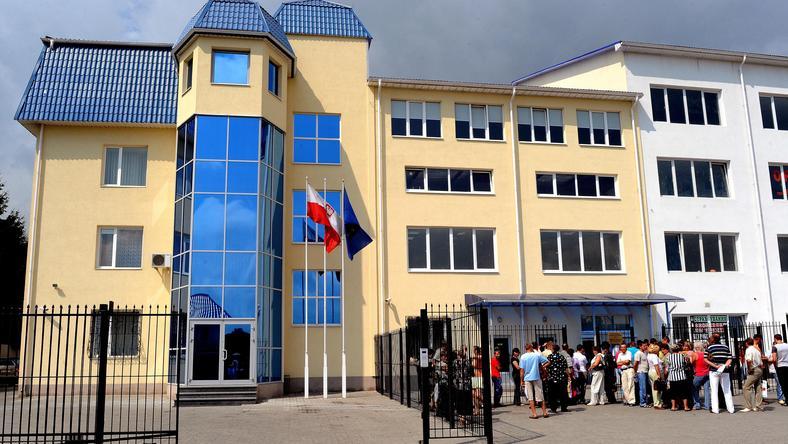 Konsulat w Łucku