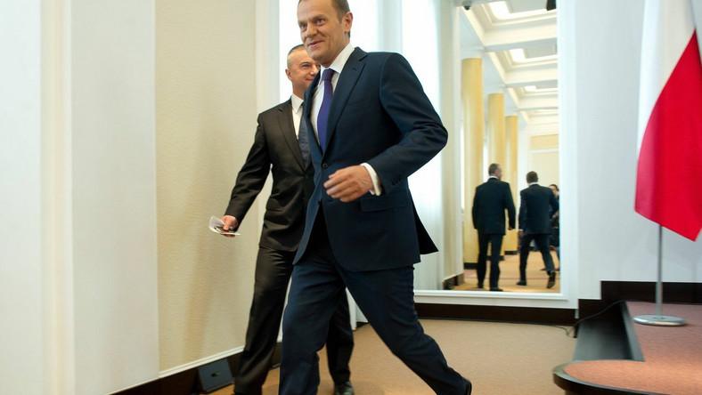 """""""Economist"""" o Tusku: Pojednawczy polityk w kłótliwym kraju"""