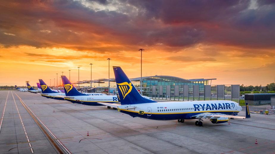 Ryanair. Jaki będzie sezon lato 2021? Jak zmieniły się nawyki pasażerów?